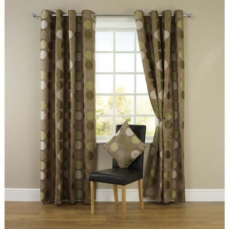 1000 ideas about green eyelet curtains on pinterest. Black Bedroom Furniture Sets. Home Design Ideas