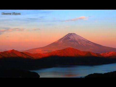 [4K]Autumn leaves of Lake Ashinoko in Hakone箱根•芦ノ湖の紅葉 箱根観光 日本の紅葉 JAPAN