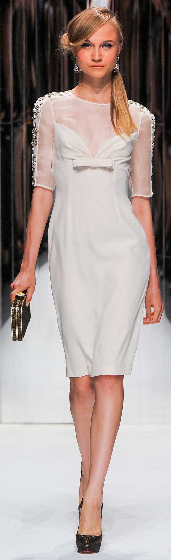 Jenny Packham Spring Summer 2013 Ready-To-Wear Dresses