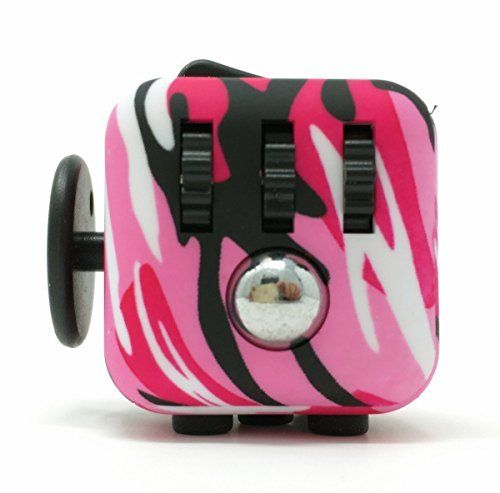 Fidget Cube, LEAZEAL 6 Sided Fidget Dice Toys Anti Stress/Anti anxiety for EDC, ADHD, Children, Teens, Student and Adults Dice Stress Reliever. #Fidget #Cube, #LEAZEAL #Sided #Dice #Toys #Anti #Stress/Anti #anxiety #EDC, #ADHD, #Children, #Teens, #Student #Adults #Stress #Reliever