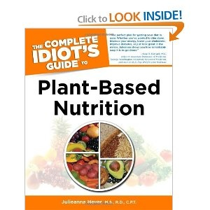 My first book...everything you need to know about the why's and how's of whole food, plant-based nutrition...