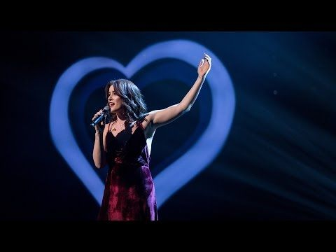 Eurovision 2017 UK Entry: Lucie Jones performs Never Give Up On You - Eurovision: You Decide - BBC - YouTube