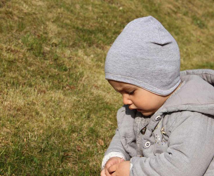 Dětská jarní čepice / Kids spring - autumn hat