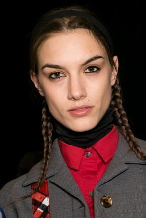 Haare: Die schönsten Frisur-Trends der Laufstege (Foto Imaxtree.com)