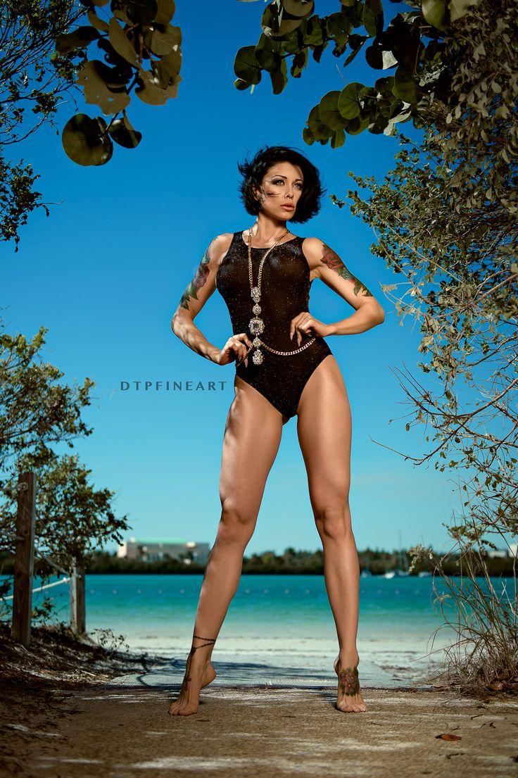 Model: Merideth Lynn |  from BEACH. BIKINI |  Photography by DTPFINEART |  #MeridethLynn #Inked #Sexy #Glamour #Fashion #Swimwear #Swimsuit #Onepiece