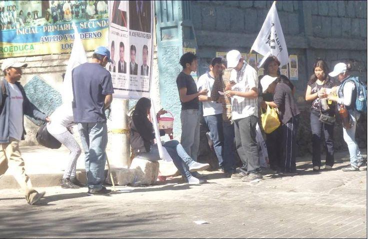 AREQUIPA. Elecciones de una facción del colegio de profesores Arequipa fue un fracaso http://hbanoticias.com/10688