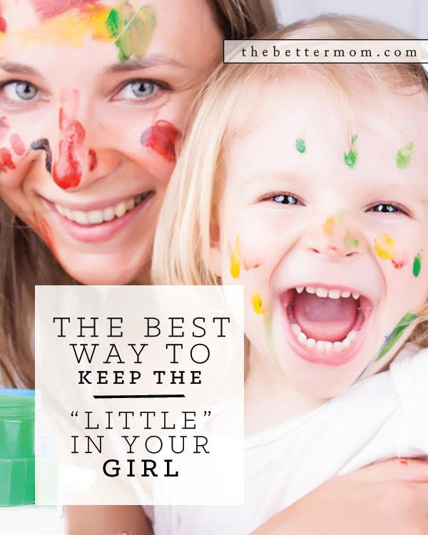 How can we shape our daughters' views of beauty and sexuality in a healthy and age-appropriate way?