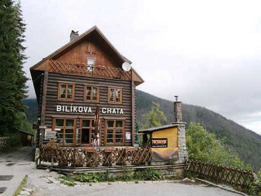 Vysoké Tatry - Bilíkova chata  autor fotografie: Ľuboš Kňažek, Slovakia