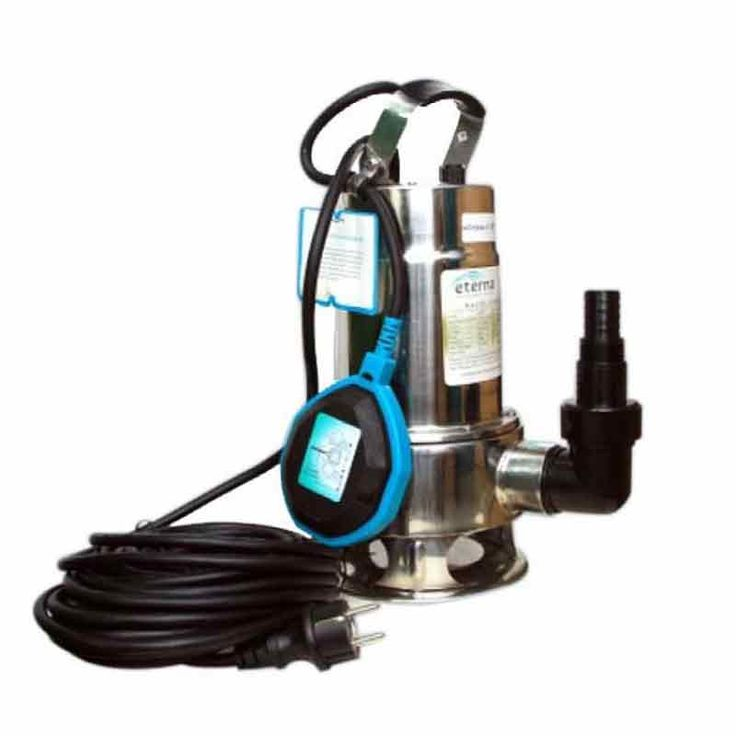 Kirloskar Clear Water Submersible Pump-ETERNA 1000SW, Code No. T11160101934, Size Delivery In (mm) 40, Power Rating 1.25 HP and 1, Pressure (Bar) 0.9, Head Range 5.5-11.5 Meter, Flow Range 10-200 LPM, Packaging Unit-1, Warranty- As per manufacturer's warranty policy.