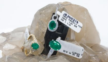 Are you a May baby? Then emerald is your birthstone - enough to make your friends green with envy. Find out all you need to know about this beautiful gem with our latest article.