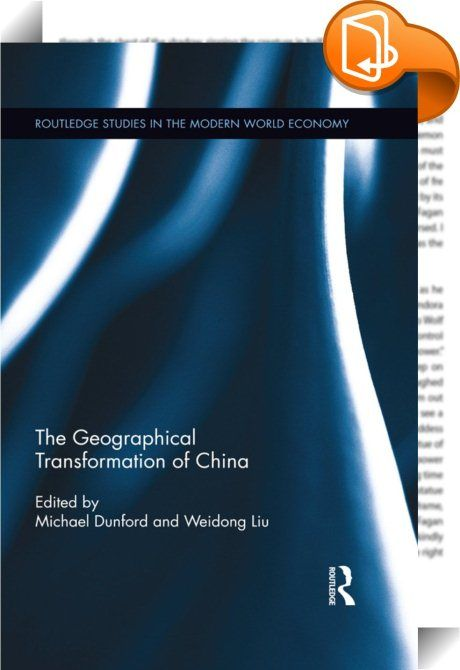 The Geographical Transformation of China    ::  <P>The aim of this book is to examine the transformation of the geography of China in the years since the start of China's policy of reform and opening-up in 1978, as seen through the eyes of Chinese geographers. Throughout that period, Chinese geographers have studied these environmental, economic, political and cultural processes closely,drawing on sources that are far from easy to access, and havepublished their results in Chinese. M...