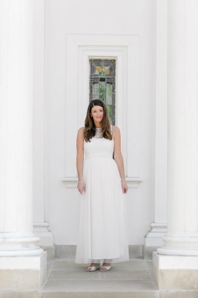 Ein Blick auf die neuen Brautkleider von ModCloth! Check more at ...