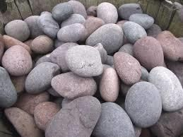 Decorative Pebble Sample Request - Red Mexican Pebbles