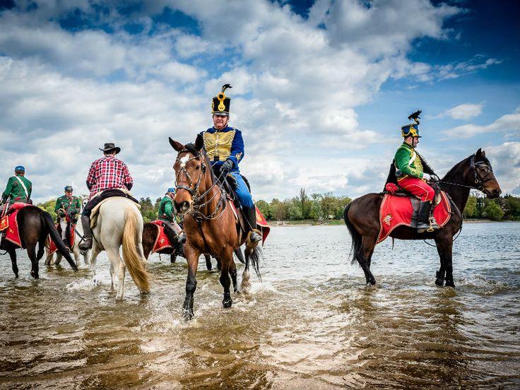 huszárok horányban, hagyományőrzés, tavazsi emlékhadjárat, xxvii tavaszi emlékhadjárat, lovasok horányban