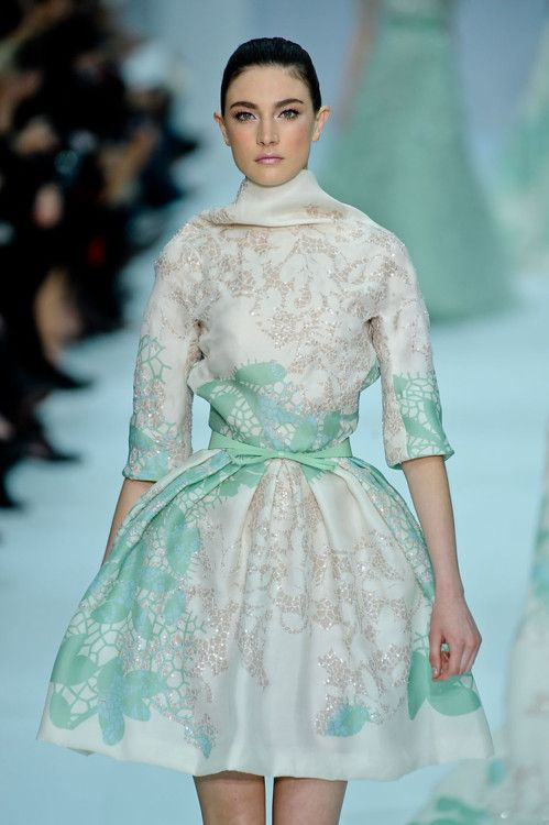 310 best Ready for Elie Saab images on Pinterest | High fashion ...