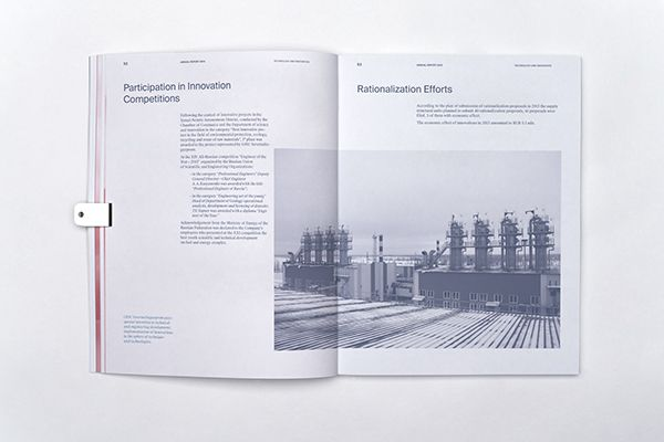 SNGP Annual Report on Behance