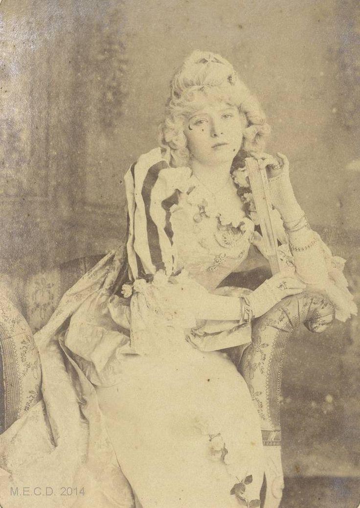 Mabel Love, 1842/1911. BPE Pontevedra (BVPB), Public Domain