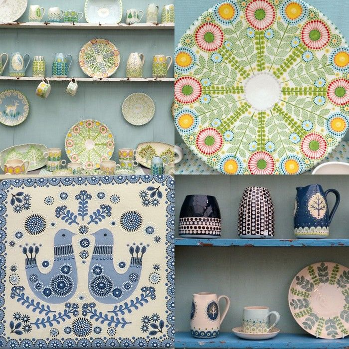 Katrin Moye at The Contemporary Craft Festival Bovey Tracey