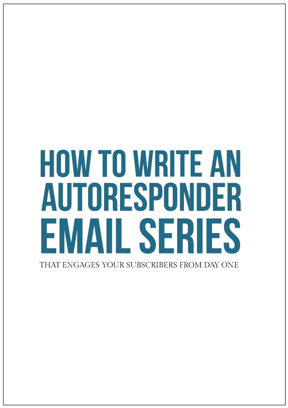 Custom Autoresponder Writing