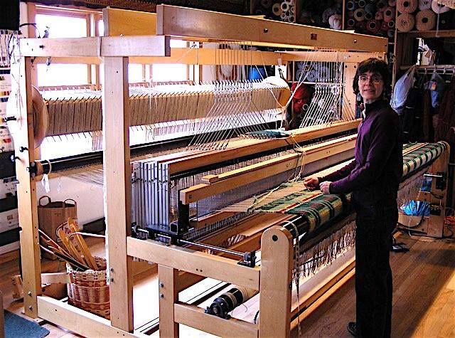 10 foot wide rug loom for sale $14,000