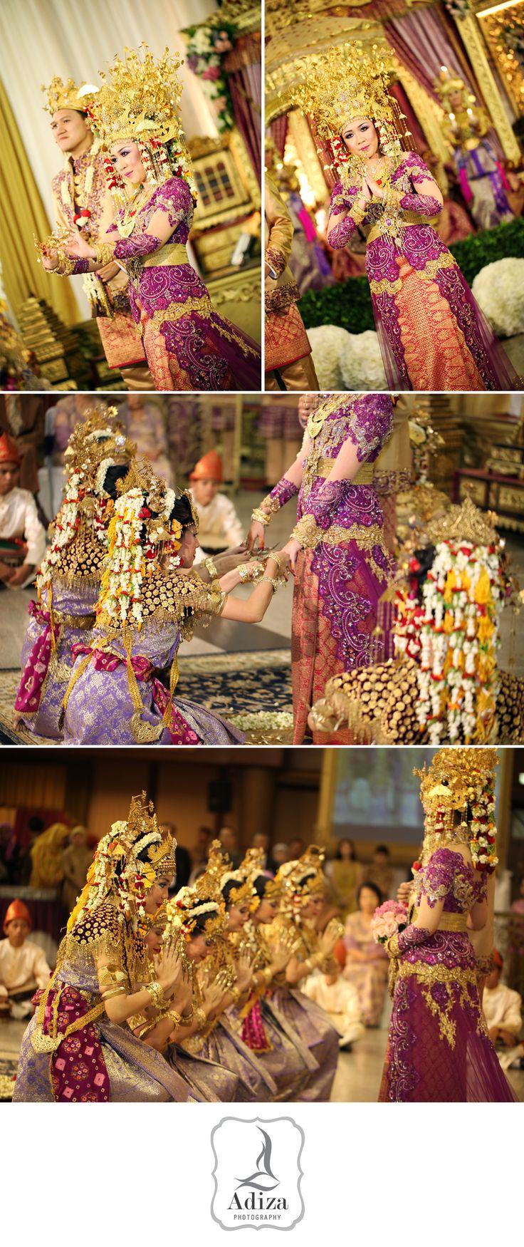 Pagar pengantin dance