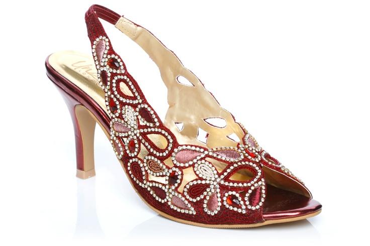 Innovative  Women Indian Bridal Sandals L17865  Mostly Flats Wedding Shoes