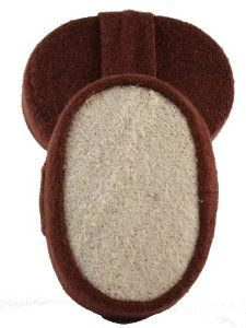 Upper Canada Soap & Candle Bath Accessories Bamboo and Loofah Sponge,   (Pack of 3) by Upper Canada Soap & Candle. $25.72. High quality bath and shower accessories makes your bathroom feel like a spa. Custom designed hand strap. Allows you to flip the strap from one side of sponge to the other to both exfoliate and cleanse for smooth, soft skin. Two-in-one Bamboo and loofah sponge. Upper Canada Soap products are never tested on animals. Pamper, massage and cleanse with ou...