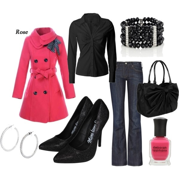 I Soooo Want thisFashion, Style, Outfit, Jackets, Apparel Addict, Trench Coats, Laundry Room, Dreams Closets, Pink Black