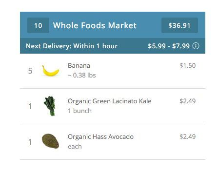 Andronico's notches up $1m in InstaCart sales, says CEO