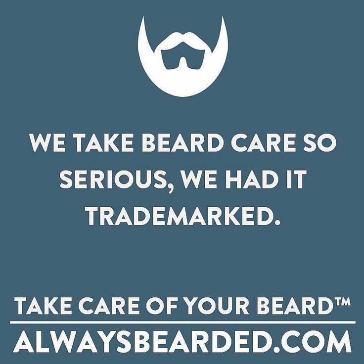 We think you should take it serious too. Visit Alwaysbearded.com today. -- #alwaysbearded #beards #beardsofinstagram #beardseason #beardstagram #beardsandtattoos #beardsofig #beard #beardman #beardporn #beardedvillains #manbun #hair #beards #mensfashion #beardyland #beardlife #beardgang #beardoil #beards #mensfashion #menshealth #menstyle #fashion #bespoke #grooming #menshealth #menstyle