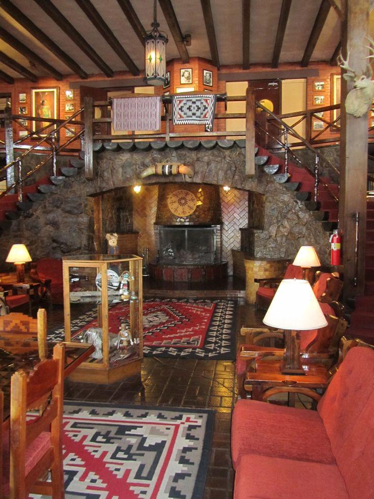 El Rancho Hotel in Gallup, New Mexico.