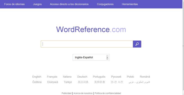 Diccionarios de Español, Ingles, Francés, Portugués ... - photo#46