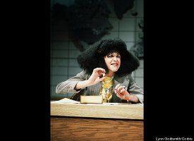 Rosanna Dana (Saturday Night Live) I loved Gilda and Rosanna Rosanna Danna!  Maybe because my hair has looked like this before!!!!