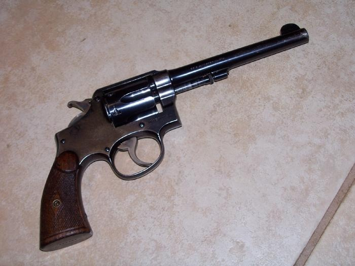 Smith And Wesson 38 Special Quot Police Special Quot One Of My
