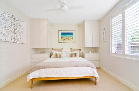 Clever Ideas of Decorating Small Beautiful Bedroom | Minimalist Home Design