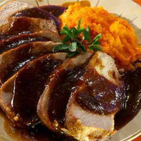 Lomo de cerdo en salsa de tamarindo. | El secreto del Chef