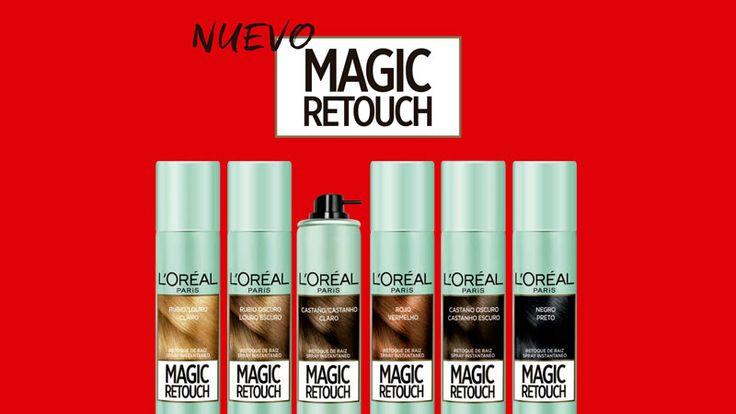 Magic Retouch, retoca la raíz de tu cabello en tres segundos