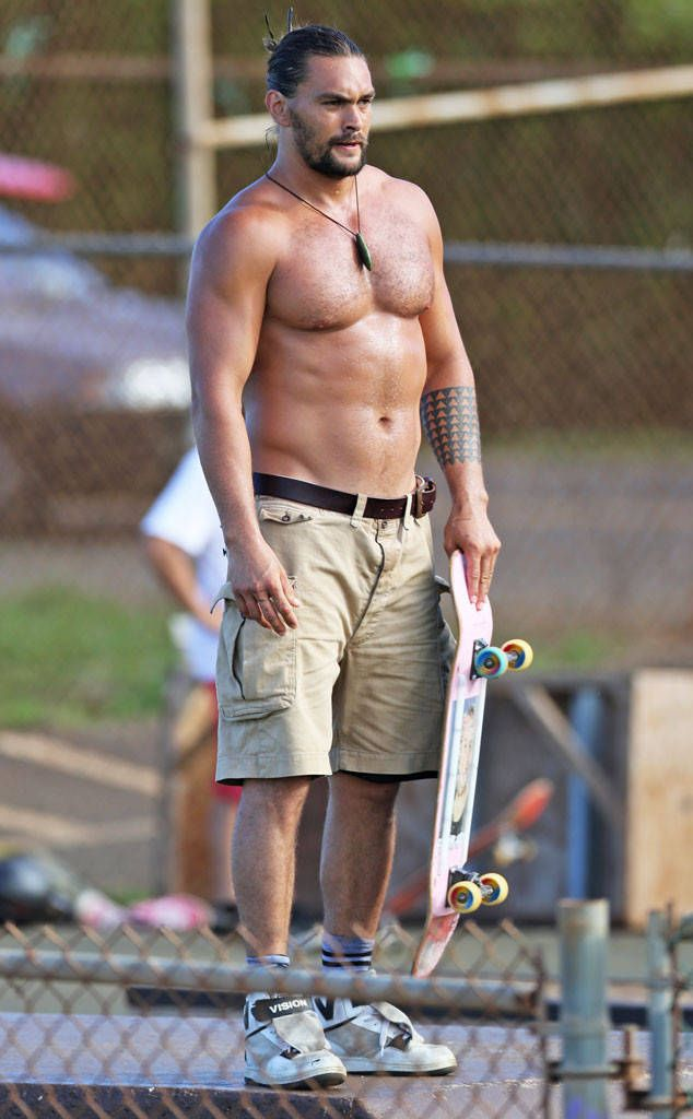 See Scott Eastwood & More Sexy Stars Shirtless: Pics ...