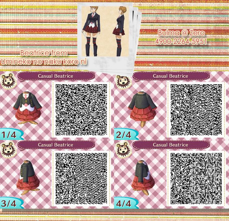 Qr code animal crossing new leaf nf06 regardsdefemmes for Boden qr codes animal crossing new leaf