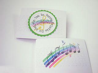 Reizvolle Karten und mehr: Du bist ein Ton in Gottes Melodie...