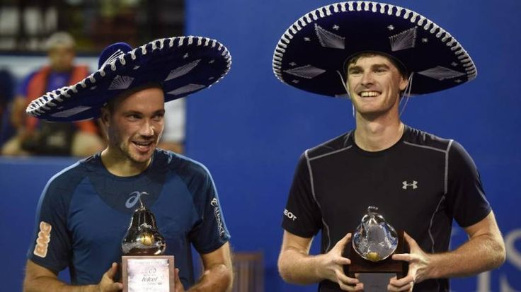 ATP Doubles: Jamie Murray and Bruno Soares defend Acapulco title