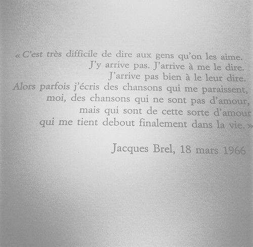 J. Brel