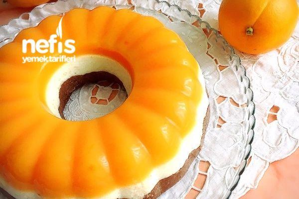 Portakallı 3 Renkli İrmik Pastası Tarifi nasıl yapılır? 5.776 kişinin defterindeki bu tarifin resimli anlatımı ve deneyenlerin fotoğrafları burada. Yazar: İstisna Tarifler