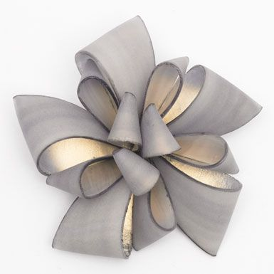 Bow Brooch by Cilea £90. Absolutely adore this (but still wouldn't spend the money required to own it).