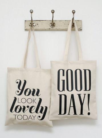 DYN alphabet bags ♥