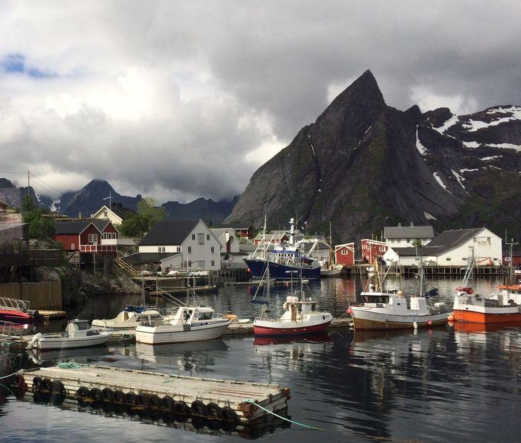Norwegen-Lofoten-Reine