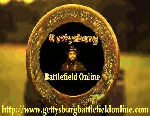 Gettysburg Battlefield Online