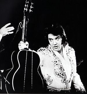 'Elvis Live On Stage In Memphis' 1974  | 'Trying To Get To You' was a great 1974 addition to Elvis' set list and there is even a power  pleading in his voice that is reminiscent of the Sun original! Whether it was because Elvis knew the concert was being recorded or whether he just wanted to show the home-town crowd that the King was back there is also an excitement to the oldies that was often missing from Elvis' later shows. / http://www.elvisinfonet.com/liveinmemphis.html