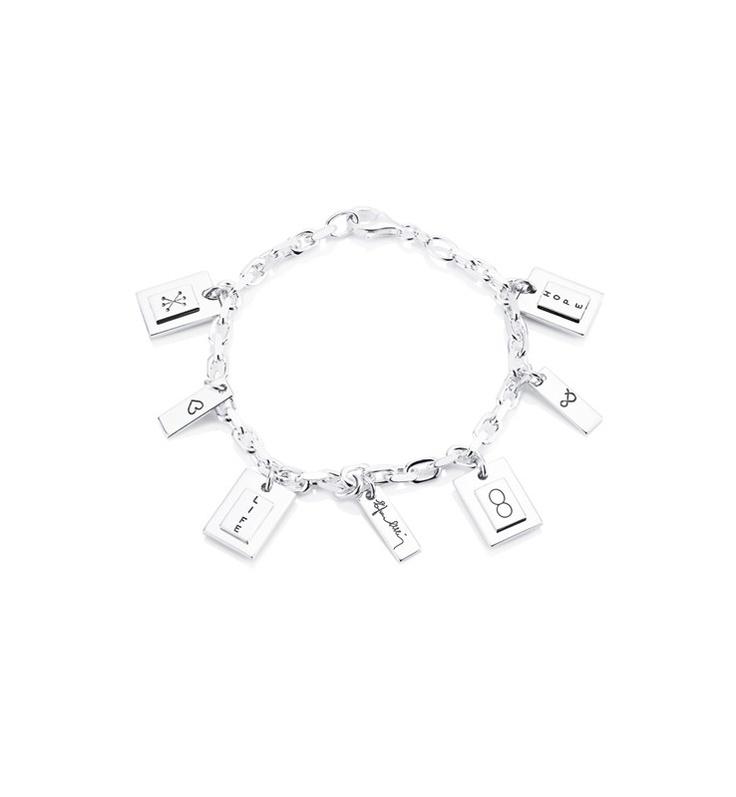 Symbols bracelet, Efva Attling