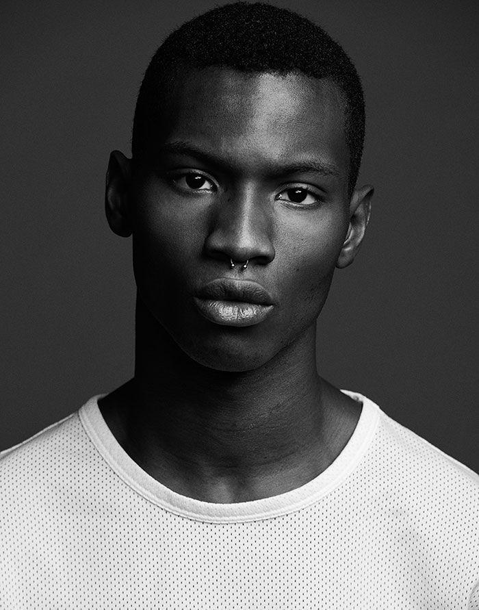 факт, темнокожие модели мужчины фото что